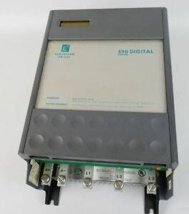 PP3581 Stromrichter Eurotherm 590 Digital 590/500/0500/9 40/10A