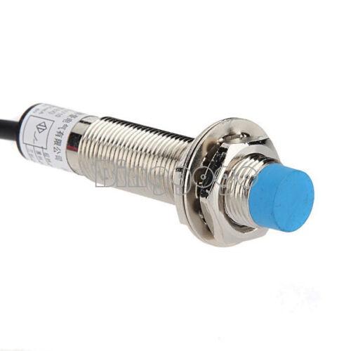 5 x LJ12A3-4-Z//BX Inductive Proximity Sensor Switch PNP DC 6-36V