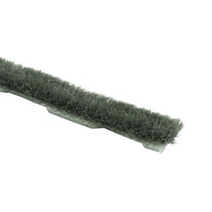 T 8658 Fenêtre /& Porte Weatherstrip avec 3//16 pouces laine velours
