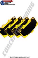 Set Uprated EBC Yellowstuff Front Brake Pads For S14a 200SX Kouki SR20DET