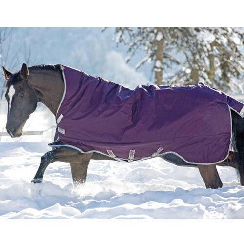 Horseware Rambo Wug Heavy 400g Blanket - Purple/Silver - Various Sizes