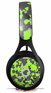 Skin For Beats Ep Old School Camouflage Camo Lime Green By