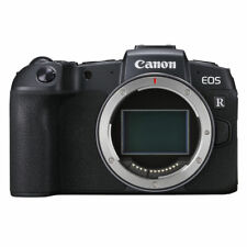 Canon EOS RP Mirrorless Digital Camera 26.2MP Full-Frame CMOS Sensor Brand New
