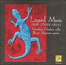 Lizard Music & other arias, , New