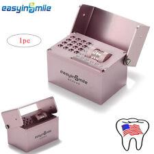 Dental Endo File Bur Block Box Disinfection Measuring Count Holder Autoclavable