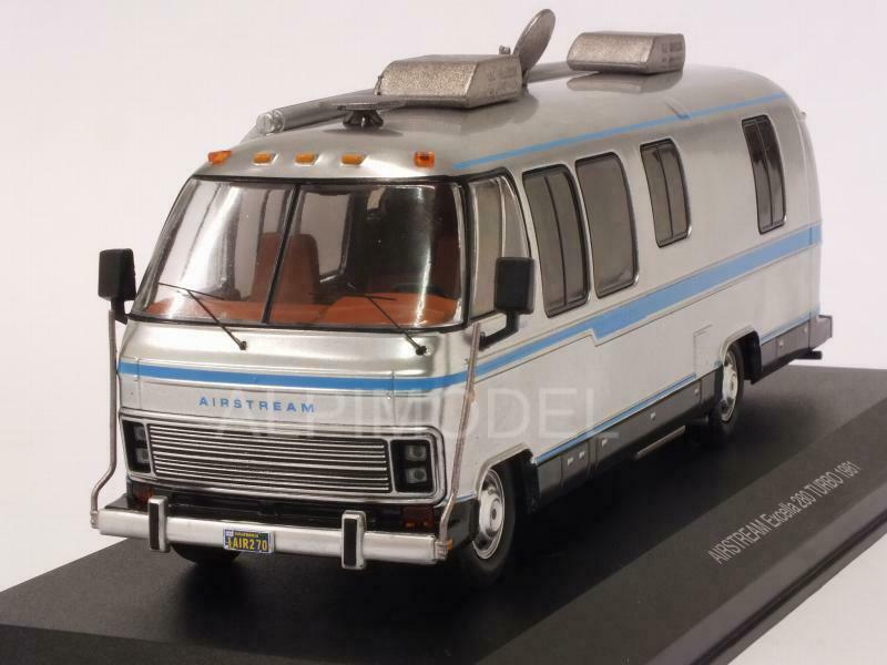Airstream Excella 280 Turbo 1981 1 43 IXO CAC003