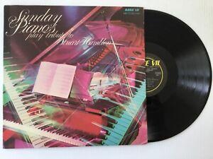 Fred-Bock-SUNDAY-PIANOS-play-tribute-to-STUART-HAMBLEN-1975-LP-NM-M-bonus-CD