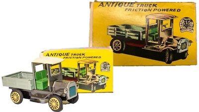 Trendmarkierung Vintage Blech Reibung Sss Shioji Antik Ford Alte Timer Ziehen Up W Ovp Blechspielzeug Spielzeug