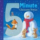 5 Minute Christmas Stories by Tiger Tales Hardcover