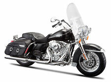 Maisto Harley-Davidson 2013 FLHRC Road King nero classico nero 1:12 #32322