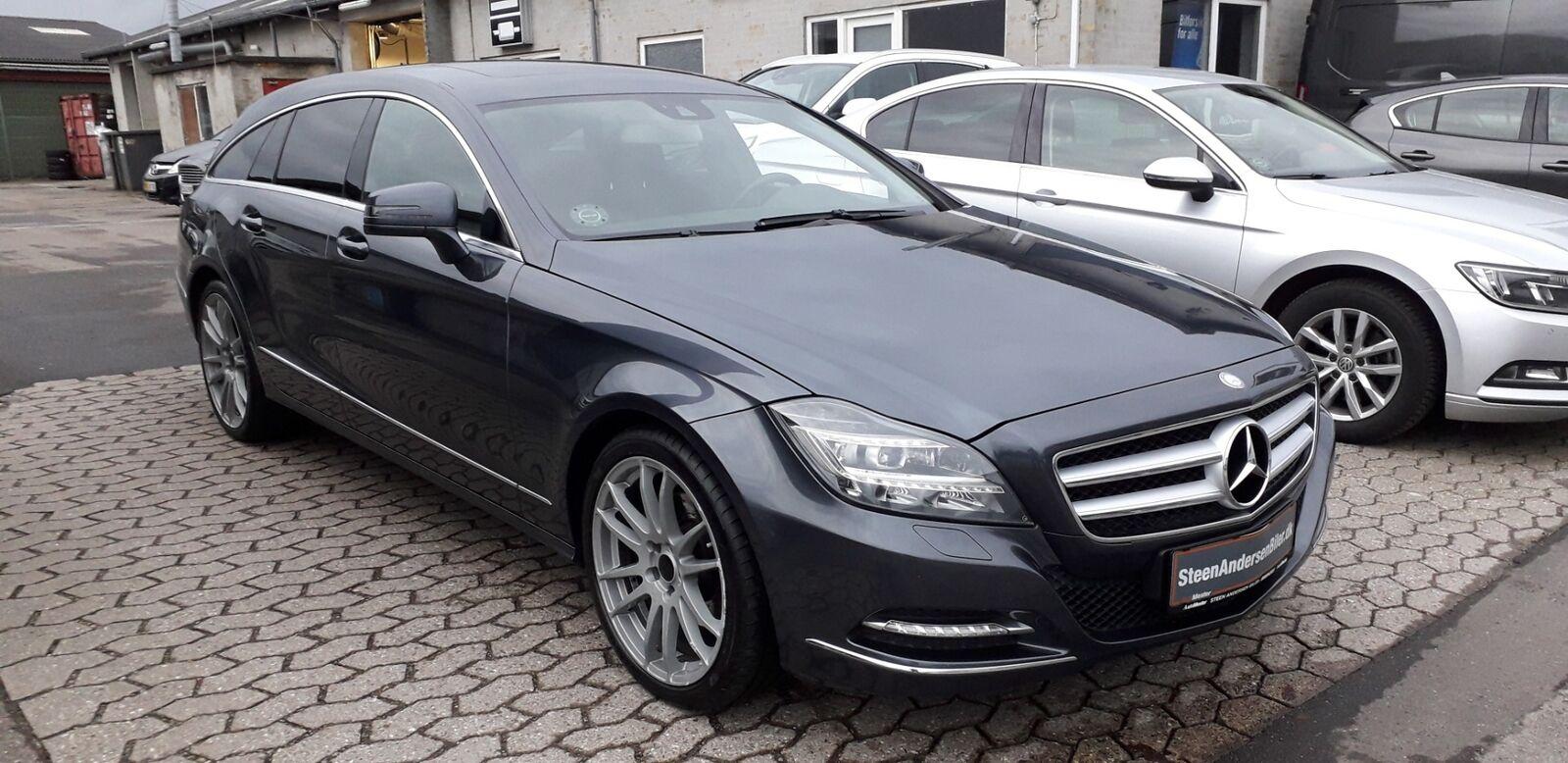 Mercedes CLS350 3,0 CDi SB aut. BE 5d - 3.500 kr.