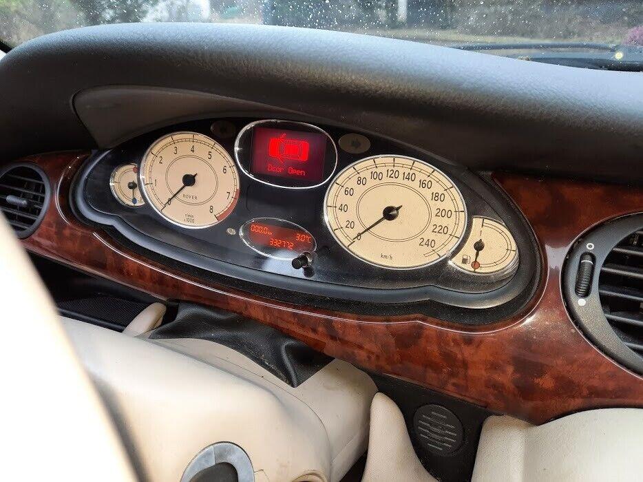 Rover 75, 2,0, Benzin