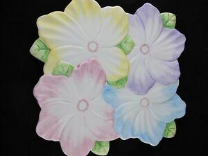The-Bombay-Company-Spring-Blossom-Serving-Tray-12-1-4-inch-Multi-Color-Flowers