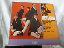 "THE DAVE CLARK FIVE -(LP)- RETURN   ""CAN'T YOU SEE THAT SHE'S MINE""-EPIC  - 1964"