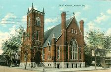 Muncie,IN. The M.E.Church 1912
