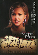 Arielle Kebbel ++ Autogramm ++ The Vampire Diaries ++  Gilmore Girls ++ Be Cool