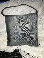 Mary Kay Black Tote Bag Consultant Cosmetic Makeup Perfume Gift Bag