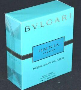 Bulgari-Omnia-Paraiba-Profumo-Eau-de-Toilette-Donna-Vapo-Spray-Originale-25ml