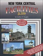 New York Central Facilities In Color / Railroads / Trains