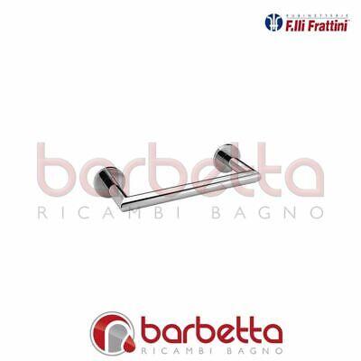 2019 Moda Porta Salvietta Ad Asta Fissa Cm 60 Gaia Frattini 45307 Giada Bianca