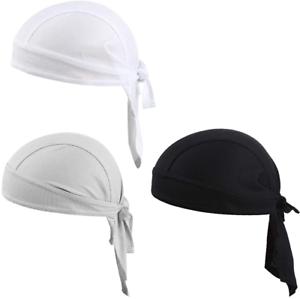Sweat Wicking Beanie Skull Cap Quick Dry Adjustable Cycling Hat Scrub Cap Hat