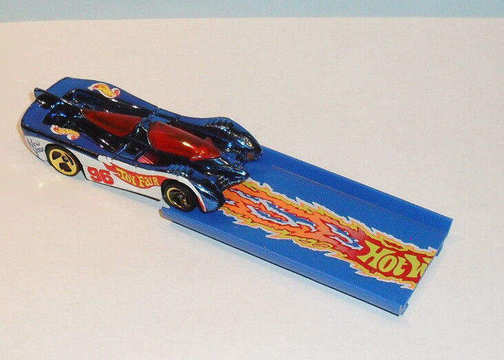 Hot Wheels 1996 New York Toy Fair In Dispay Case