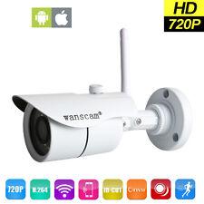 720P HD Outdoor Wifi Security Wireless Waterproof Webcam IP Camera Night Vision