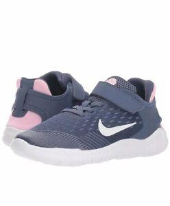Kids Nike Free RN PSV Nike Free RN 2018 (PSV) Kids Running Shoe AH3455 402 Blue / Pink ...