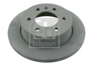 2x Bremsscheibe für Bremsanlage Hinterachse FEBI BILSTEIN 27699