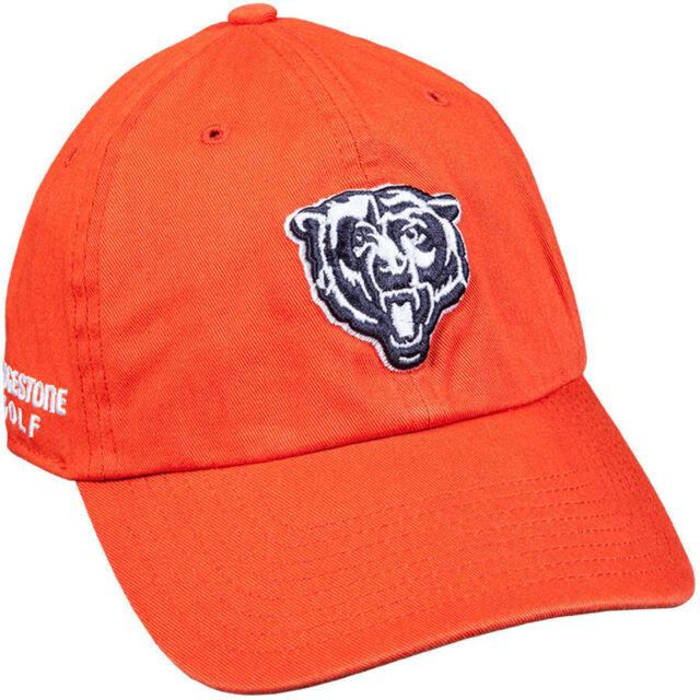 4666415a5 Chicago Bears Bridgestone Golf New 47 Brand NFL A Hat