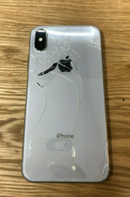 X XS XS MAX XR Back Glass - Rear Glass- Glass REMOVAL - NO REPLACEMENT