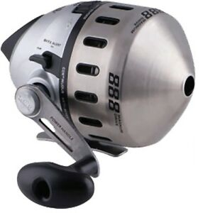 Zebco 888H25CP3 série 888 fishing reel Spincast Clam Paquet Gear Ratio 2.6 1