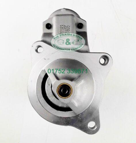 Dacia 1210 1310 1410 Starter Motor S463