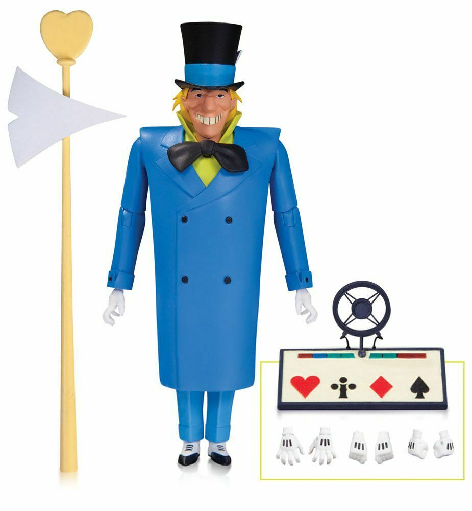 Bathomme The Animated Series Action Figure  The Mad Hatter 15 cm ( DC Collectibl...  haute qualité générale