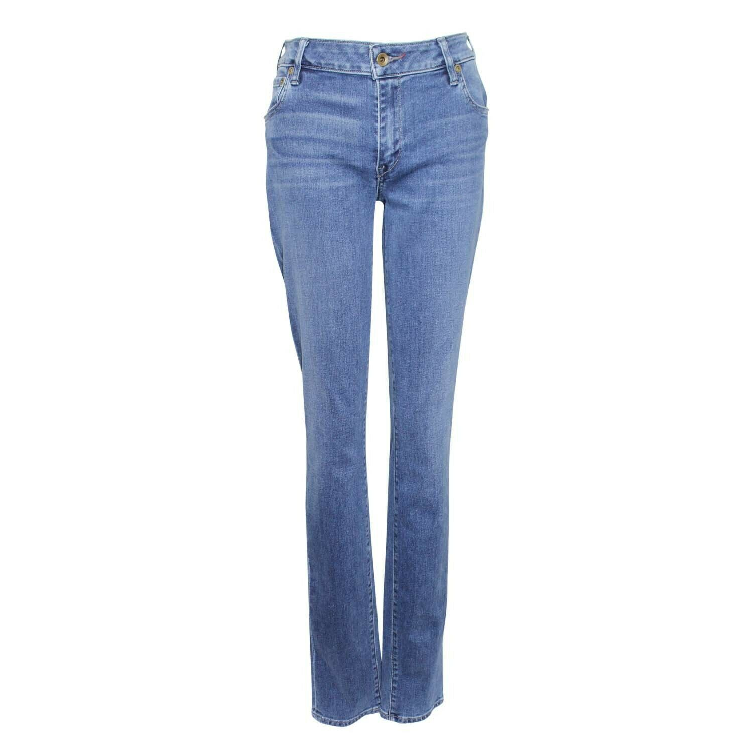 Raleigh Denim New With Tags Surry Skinny Jean - bluee bluee