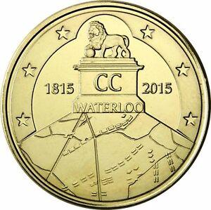 Belgien 25 Euro Münze Die Schlacht Von Waterloo 2015 Stempelglanz