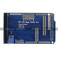Neu SainSmart TFT LCD Adjustable Shield for Arduino Mega 2560 R3 1280 A082 Plug
