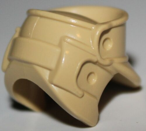 Lego Star Wars Tan Minifig Helmet Hoth Rebel Head Gear New
