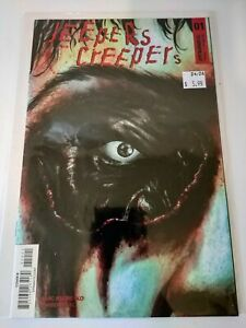 Jeepers Creepers #1 Variant Cover -Dynamite- Bagged and Boarded