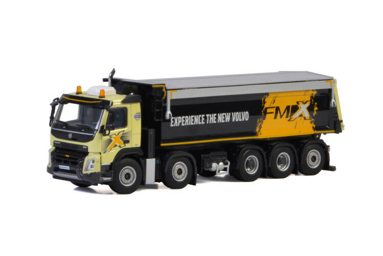 Envíos y devoluciones gratis. WSI 04-2040 Volvo FMX Volquete escala 1 1 1 50  precio al por mayor