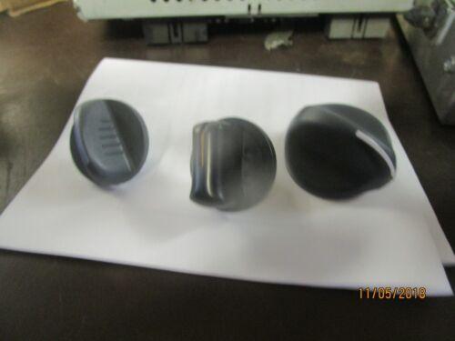 95 96 97 98 99 00 Tahoe Sierra Silverado Yukon AC Heater Climate Control  knobs