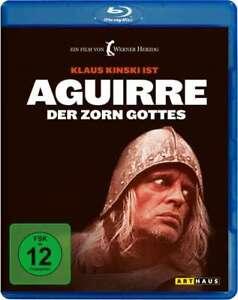 Aguirre-la rabbia di Dio [Blu-Ray/Nuovo/Scatola Originale] Werner Herzog con Klaus Kinski