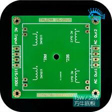 Talema Ring Cattle Transformer 1525va Dedicated Fixed Base Pcb Circuit Board