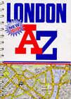 A. to Z. London Street Atlas by Geographers' A-Z Map Company (Spiral bound, 1990)