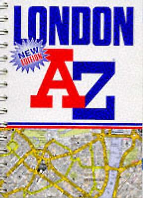 A. to Z. London Street Atlas (London Street Atlases)
