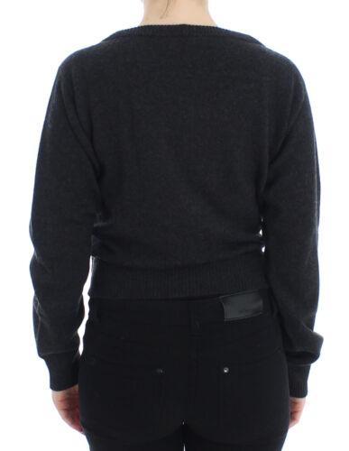 en Gabbana Nouveau It40 S gris Pull pull en Dolce S 1000 cachemire us6 qIwwgH