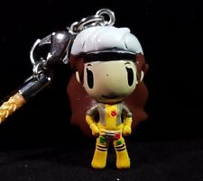 tokidoki Marvel Frenzies Rogue Keychain Cell Phone Strap Charm Clip On