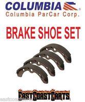 Columbia Par Car /hd Golf Cart Rear Brake Shoe (set Of 4) 41819-86