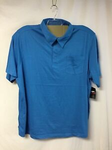125a6571d3f82f NWT Big Men s Large   In Charge Polo Shirt w  Pocket Size 3XL Lt ...