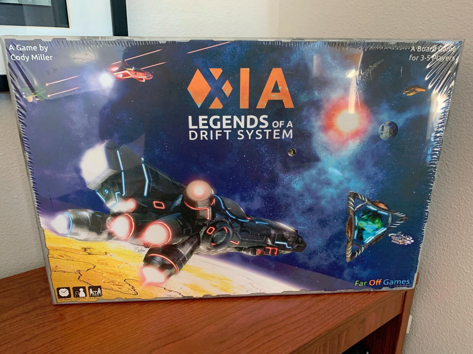 Xia Légendes d'une dérive System Board Game nouveau  SEALED (RARE, hors du paquet)  tous les produits sont spéciaux
